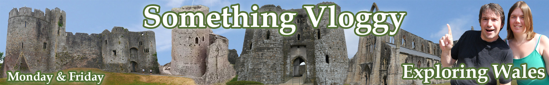 Friday Show #46 – On The Road To A Teeny Tiny Abbey And A Castle On A Hill. Behind The Scenes.